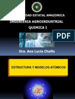 Estructura y Modelos Atomicos i [Reparado]