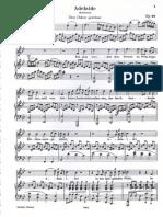 Beethoven - Adelaide