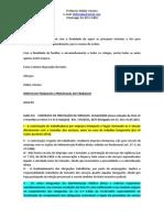 DIREITO DO TRABALHO e PROCESSUAL DO TRABALHO.pdf