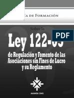 Manual de Formadores Ley 122-05