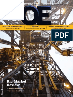 Offshore Engineer-February 2015 | Offshore Drilling | Subsea