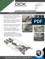 LAN Material Handling