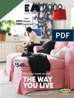 Ikea Catalogue 2009 - (Malestrom)