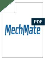 MechMate CNC Home made
