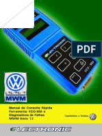 Diagnostico Falhas Com Scanner MWM VW