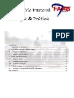 13. Ministrio Pastoral - Teologia e Prtica