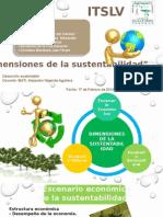 Dimenciones de sustentabilidad