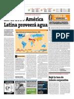 Peru21 27-05-2015 - En El 2050 América Latina Proveerá Agua