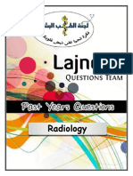 Radiology Final Questions