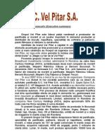 Plan de Marketing SC VEL PITAR SA