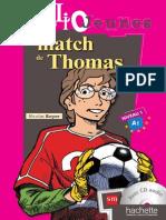 m.p. Match Thomas