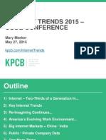 Internet Trends 2015
