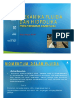 PDF3. Momentum Fluida