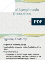 Inguinal Lymphnode Dissection