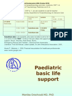 Pediatric BLS