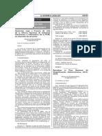 Plan Nacional de Simplificación Administrativa-RMN°048-2013-PCM