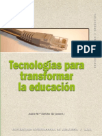 Tecnologia Para Transformar La Educacion
