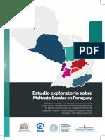 Estudio Maltrato Escolar en 7 departamentos y Asunción. MEC/BECA