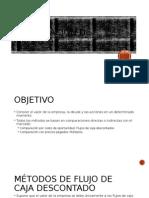 GFA - Sesion 10 Valorizacion y Planeamiento Financiero