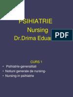 116996946 1 Psihiatrie Nursing Generalitati Nursing Psihiatiric