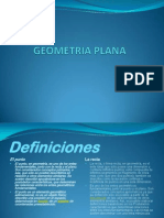 Geometria Plana Trigonometría