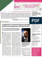 Profession de foi de Christian Paul pour la fédération de la Loire