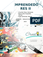 Emprendedores II-creative (Proyect)