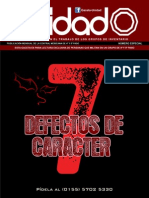 7 defectos de carácter