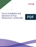 Cert WorkCentre 4250-4260 Guidance v1.1