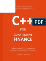 Cpp Quant Finance eBook 20131003