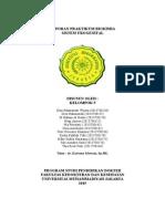 Laporan Praktikum Biokimia Kelompok 5 Urogenital