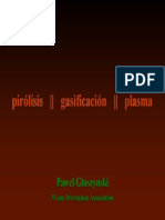 Gasificacion Pirolisis Plasma Ppt
