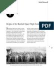 MSFC Milestones in Space Exploration chpt1 Origins of the Marshall Space Flight Center.pdf
