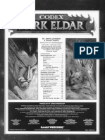 Warhammer 40K - Codex - Dark Eldar
