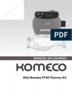 Manual Uso Tp 40 Thermo