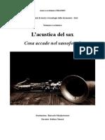 Acustica Sax