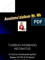 Tumbuh Kembang Neonatus Ec