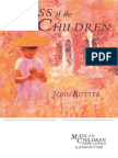 John Rutter Children Mass