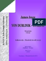 Eveline (James Joyce) ~ Eveline (Dubliners)