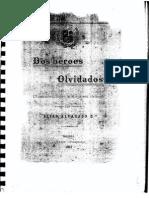 Dos Heroes Olvidados. Elias Alvarado.1917