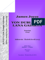 Lana gadikya (James Joyce) ~ A Mother (Dubliners)