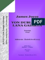 Lana gadikya (James Joyce) ~ A Mother (Dubliners)