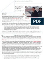 Xi Jinping on Pakistan 'I Feel as if I Am