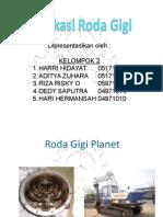 Aplikasi Roda Gigi [Kelompok 2]