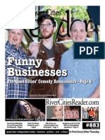 River Cities' Reader - Issue 883 - April 28, 2015