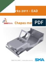 SolidWorks 2011 Chapas