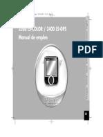 Parrot CK3200 Manual