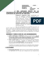 ACCION DE AMPARO DOCENTE INTERINOS - ASENCIOS JARA RUMALDA.docx