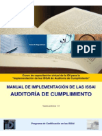 Manual de Auditoria de Cumplimiento