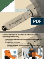 sisteme perirobotice + efectori pentru roboti